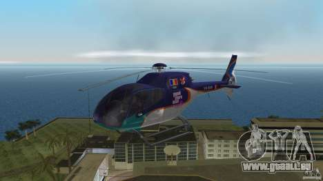 Eurocopter Ec-120 Colibri pour GTA Vice City
