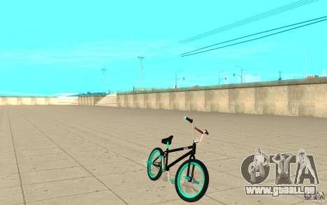 REAL Street BMX mod Black Edition für GTA San Andreas