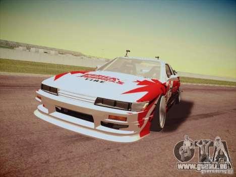 Nissan Silvia S13 Daijiro Yoshihara pour GTA San Andreas laissé vue