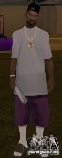 New ballas für GTA San Andreas dritten Screenshot