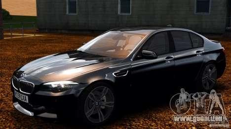BMW M5 F10 2012 für GTA 4