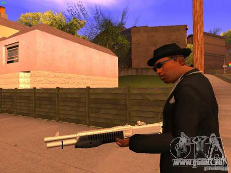 Sound pack for TeK pack für GTA San Andreas sechsten Screenshot