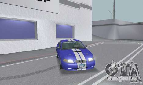 Ford Mustang GT 2003 pour GTA San Andreas roue