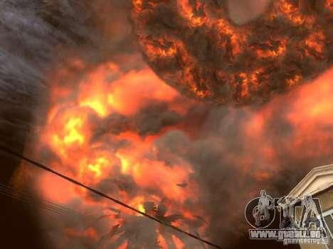 Atomic Bomb für GTA San Andreas zweiten Screenshot