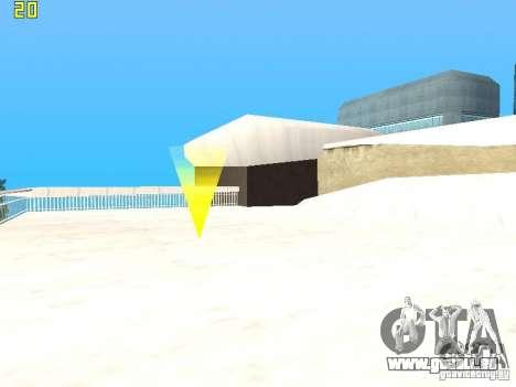 Vols à Liberty City pour GTA San Andreas sixième écran