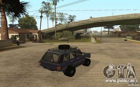 Range Rover Off Road für GTA San Andreas linke Ansicht
