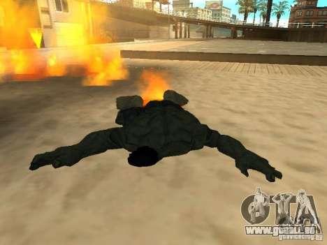Hulk Skin für GTA San Andreas her Screenshot