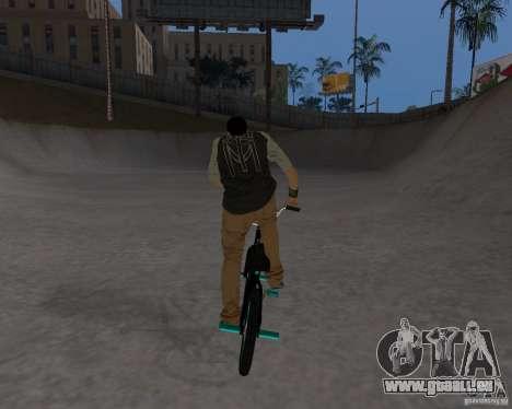 Tony Hawks Cole pour GTA San Andreas troisième écran