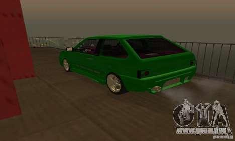VAZ 2113 ADT Art Tuning für GTA San Andreas Seitenansicht
