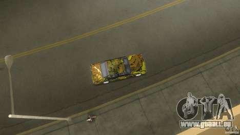Sentinel Plato für GTA Vice City rechten Ansicht