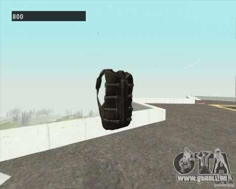 Black Ops Parachute für GTA San Andreas