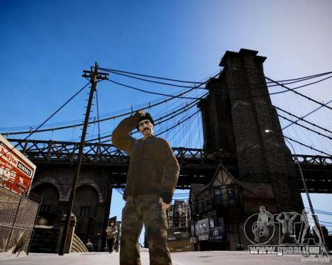 Niko - Stalin für GTA 4 sechsten Screenshot