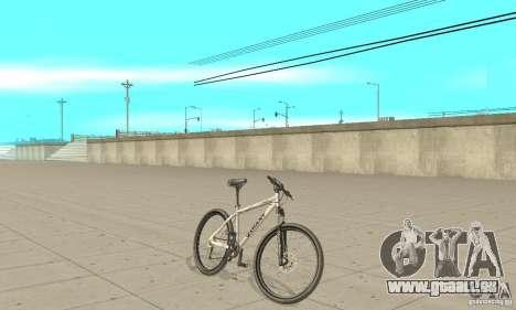 Giant Terrago 3 Disc pour GTA San Andreas laissé vue