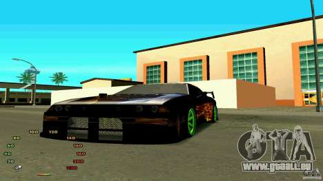 Elégie de fen1x pour GTA San Andreas