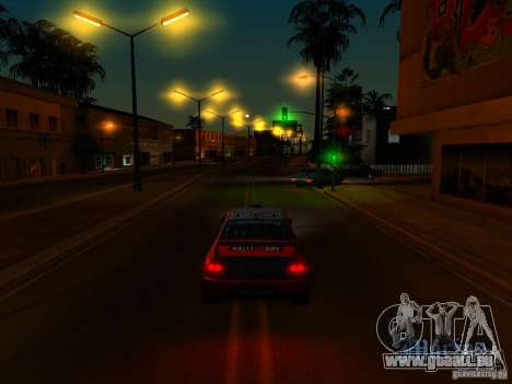 ENBSeries by AlexKlim für GTA San Andreas her Screenshot