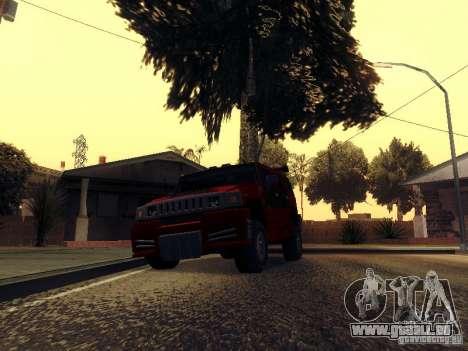 ENBSeries v1 für GTA San Andreas zweiten Screenshot