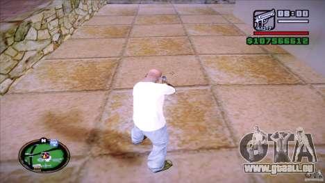 HUD by Mr.Shadow pour GTA San Andreas troisième écran