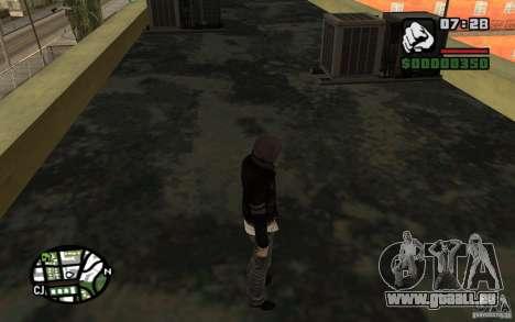 Alex Mercer v2.0 für GTA San Andreas dritten Screenshot