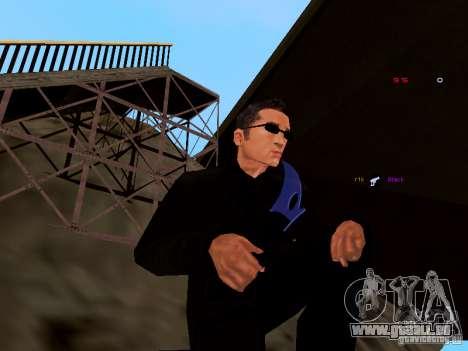 Ice Weapon Pack für GTA San Andreas her Screenshot