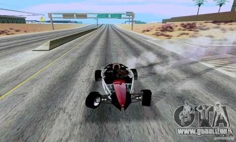 Ariel Atom pour GTA San Andreas vue de droite
