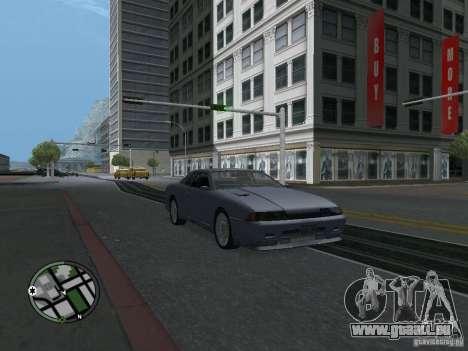 Elegy HD für GTA San Andreas