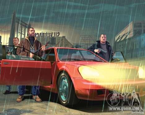 Boot-Images im Stil von GTA IV für GTA San Andreas her Screenshot