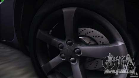 Pontiac Solstice pour GTA San Andreas vue arrière