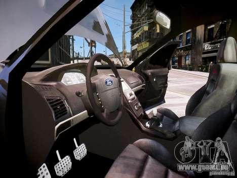 Ford Falcon XR-8 für GTA 4 Rückansicht