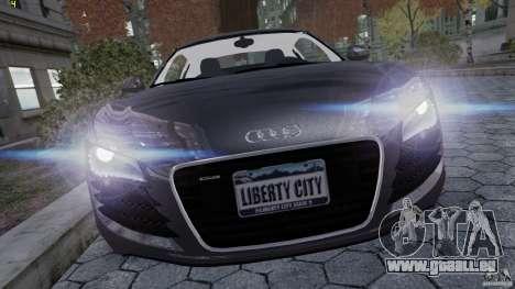AUDI R8 für GTA 4 linke Ansicht