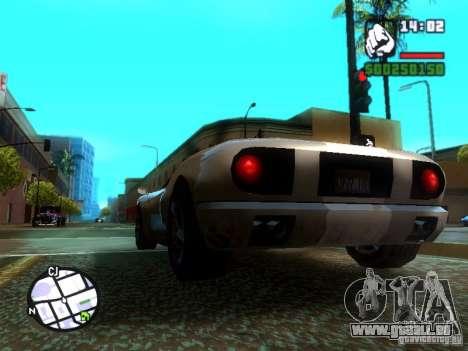ENBSeries Medium PC pour GTA San Andreas deuxième écran