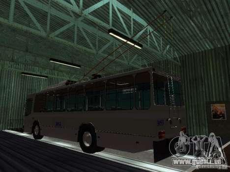 Ferouk T2 pour GTA San Andreas laissé vue