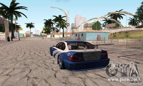 New Groove by hanan2106 pour GTA San Andreas cinquième écran