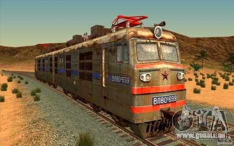VL80k-699 für GTA San Andreas