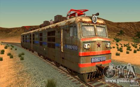 VL80k-699 pour GTA San Andreas