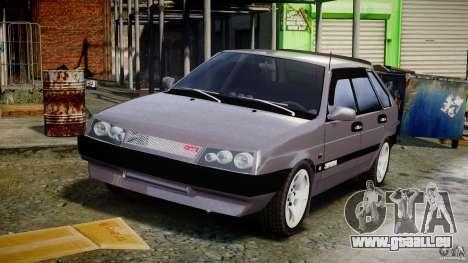 Vaz-2109 Samara 1999 pour GTA 4