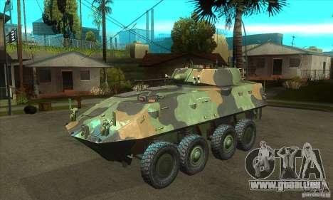 LAV-25 pour GTA San Andreas