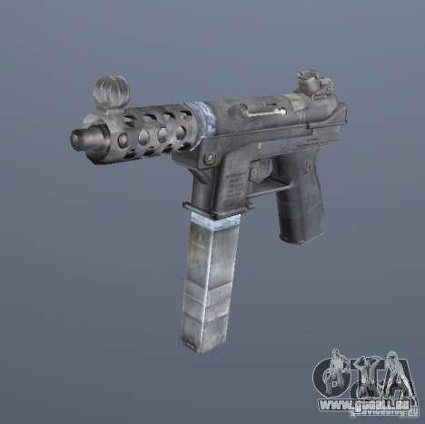 Grims weapon pack2 pour GTA San Andreas