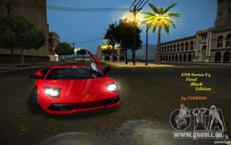 ENB Black Edition pour GTA San Andreas
