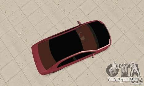 Toyota Corolla Tuning für GTA San Andreas rechten Ansicht