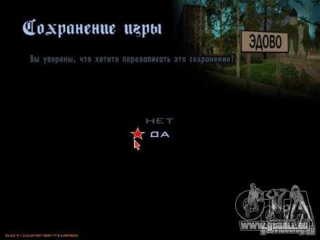 Überall speichern für GTA San Andreas dritten Screenshot