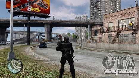 Crysis 2 NanoSuit v4.0 für GTA 4
