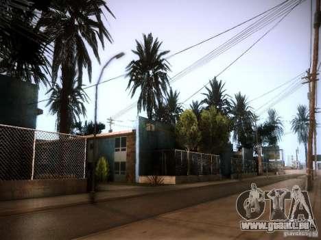 New trees HD für GTA San Andreas her Screenshot