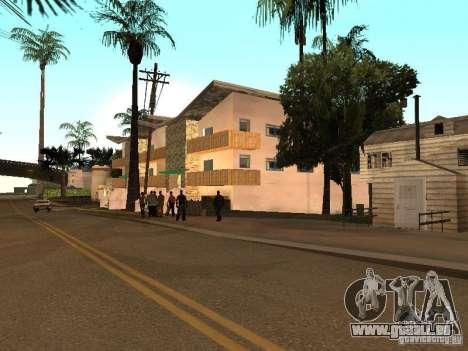 Grand Street pour GTA San Andreas cinquième écran