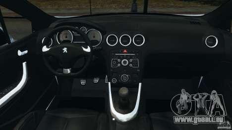 Peugeot 308 GTi 2011 v1.1 für GTA 4 Rückansicht