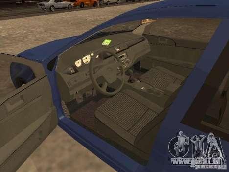 Mitsubishi Lancer 1.6 für GTA San Andreas zurück linke Ansicht