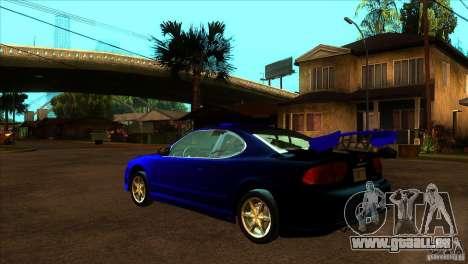 Oldsmobile Alero 2003 für GTA San Andreas Motor