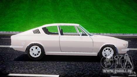 Audi 100 Coupe S pour GTA 4 est une gauche