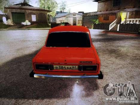VAZ 2106 Fanta für GTA San Andreas rechten Ansicht