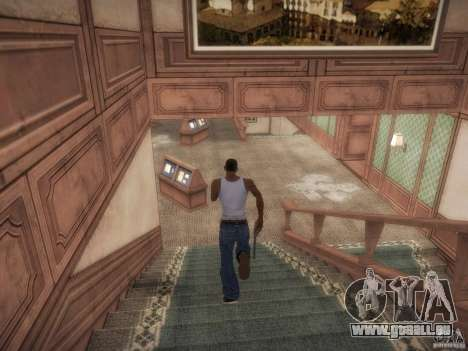 Bibliothek-Karte von Point Blank für GTA San Andreas zweiten Screenshot