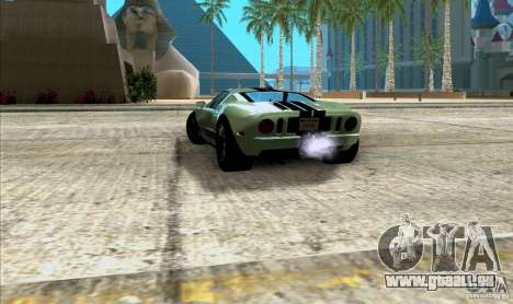 ENBSeries by HunterBoobs v1.2 für GTA San Andreas dritten Screenshot